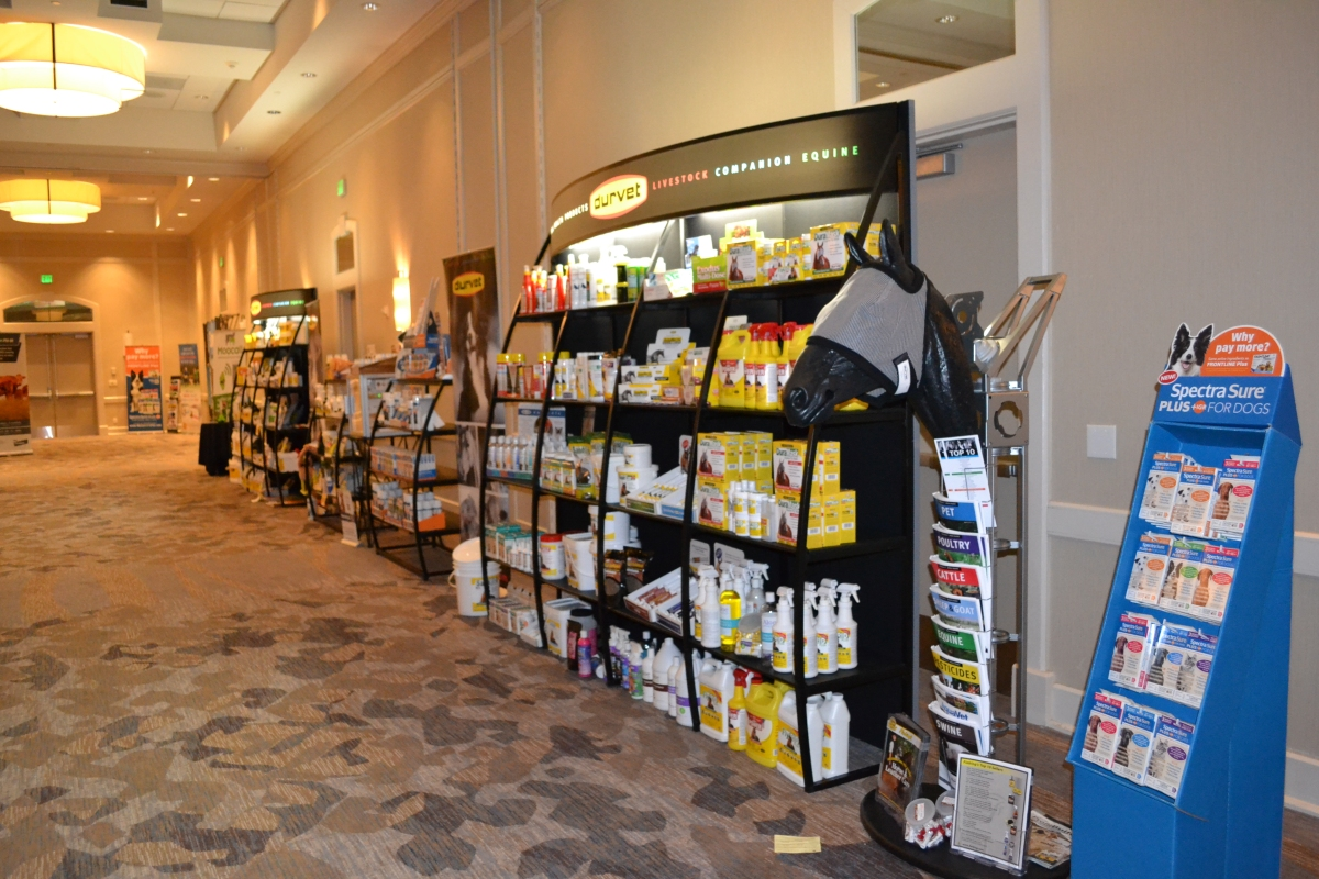 At Durvet, Trade Show Season Is Upon Us…By Bill Boots