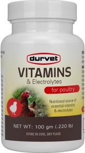 Vitamins & Electrolytes